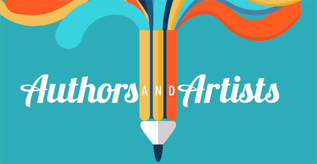 Authors and Artists Day