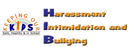 Harassment Intimidation and Bullying Report