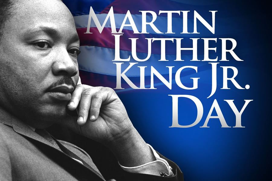 Martin Luther King Day - No School