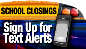 Receive Text Alerts For School News & Closings